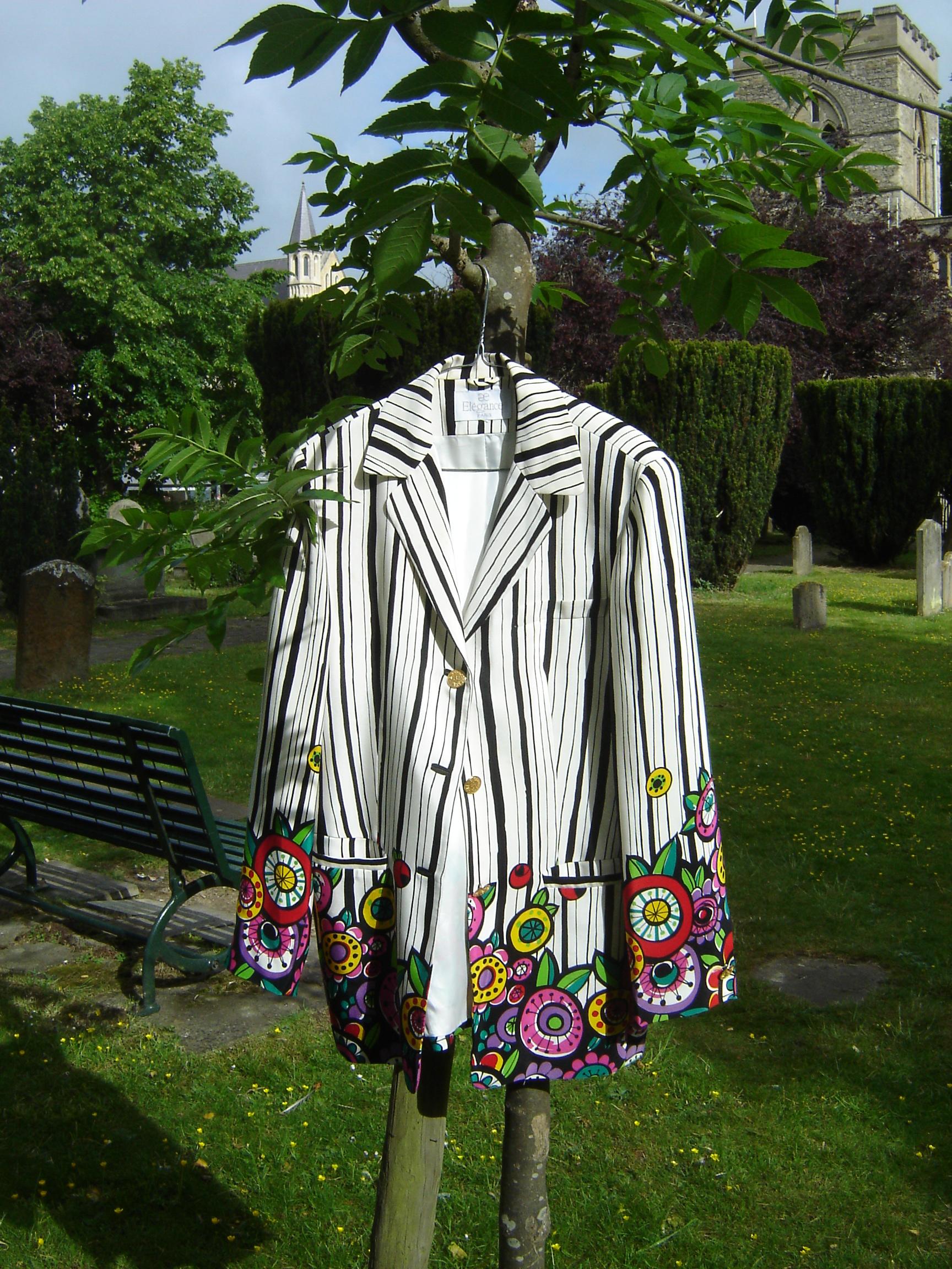 Elegance summer jacket, from Unicorn, 5 Ship Street, Oxford