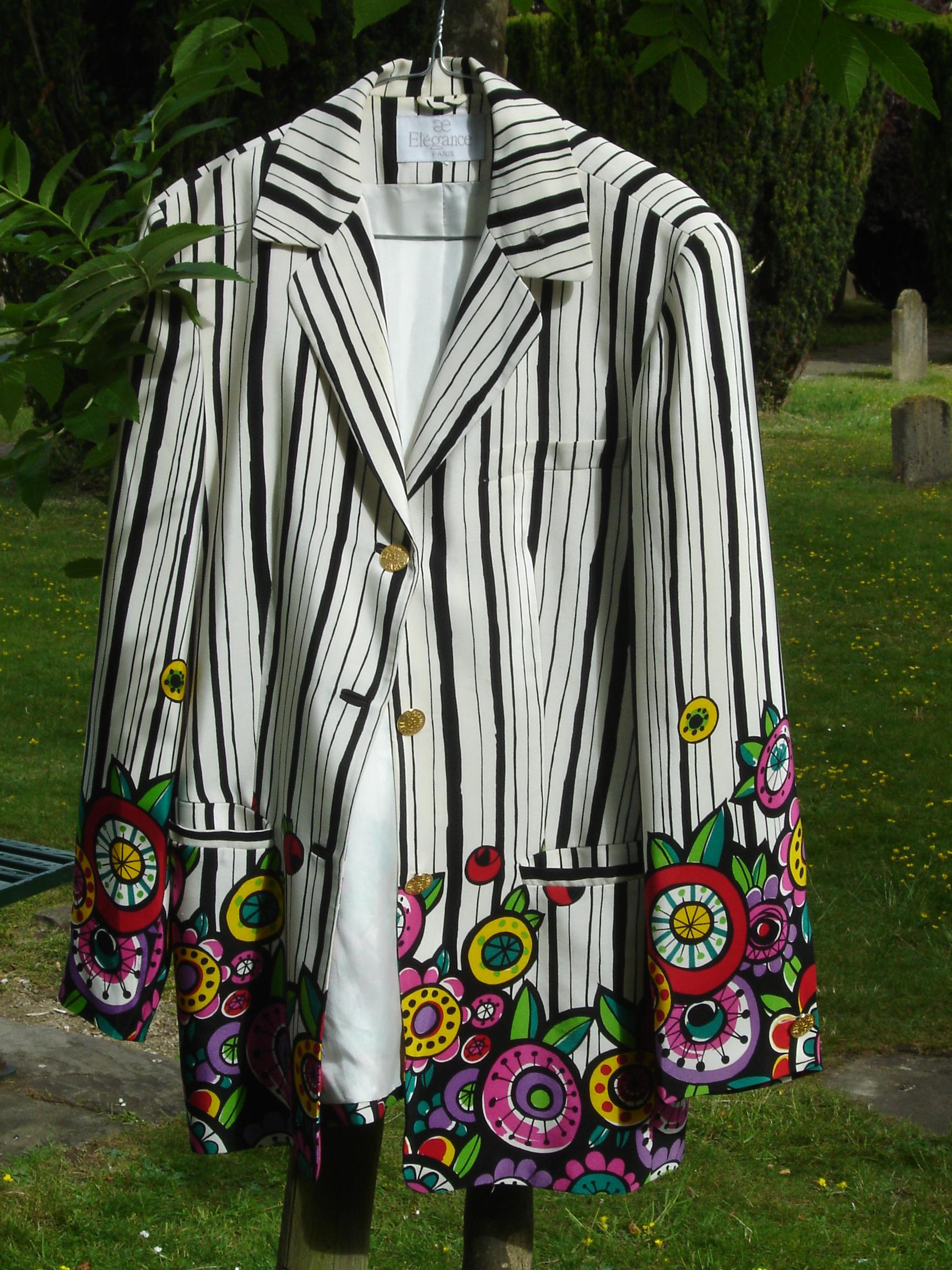 Elegance summer jacket
