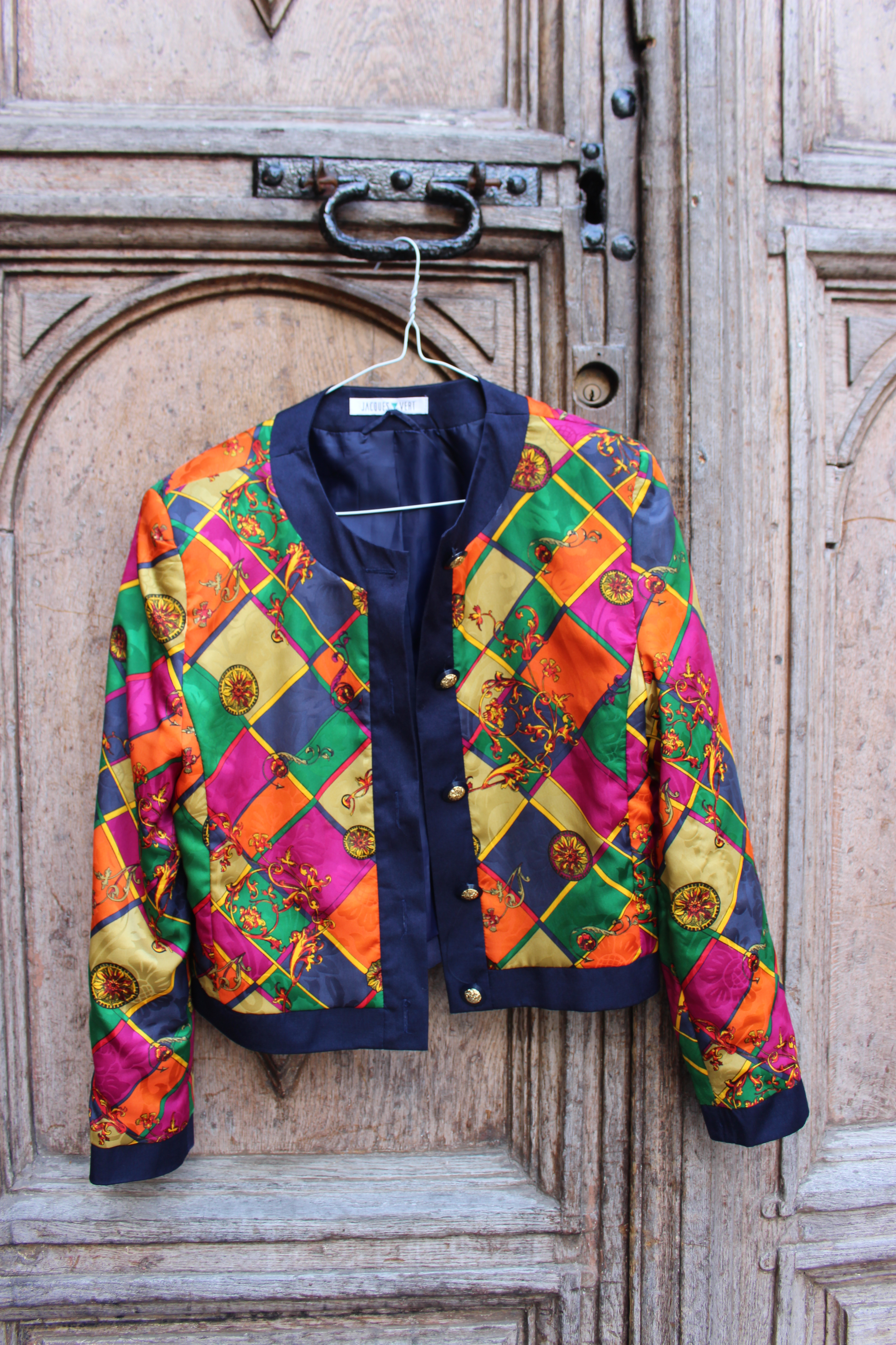 Jacques Vert multicoloured top