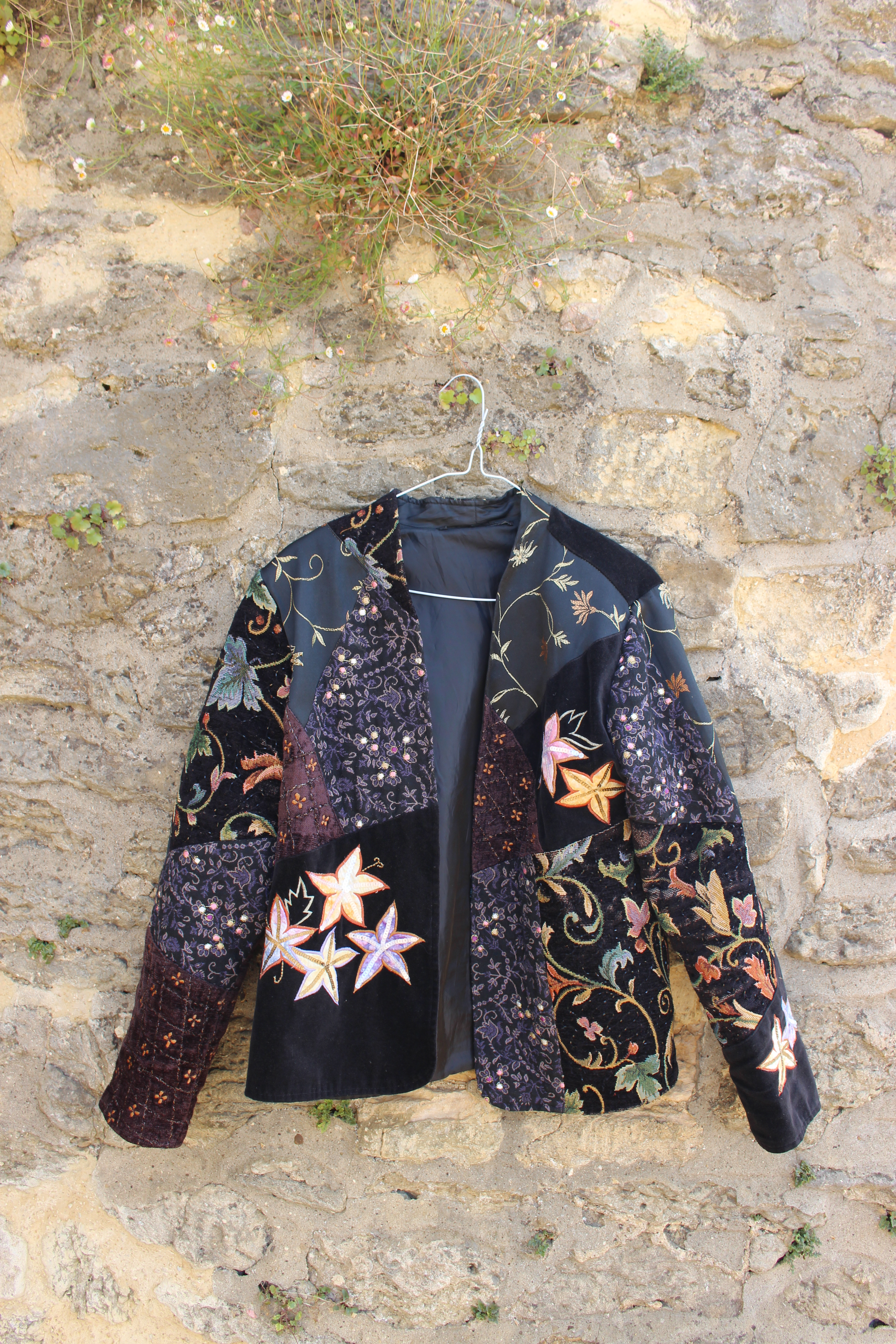 Patchwork top, from Unicorn, 5 Ship Street, Oxford