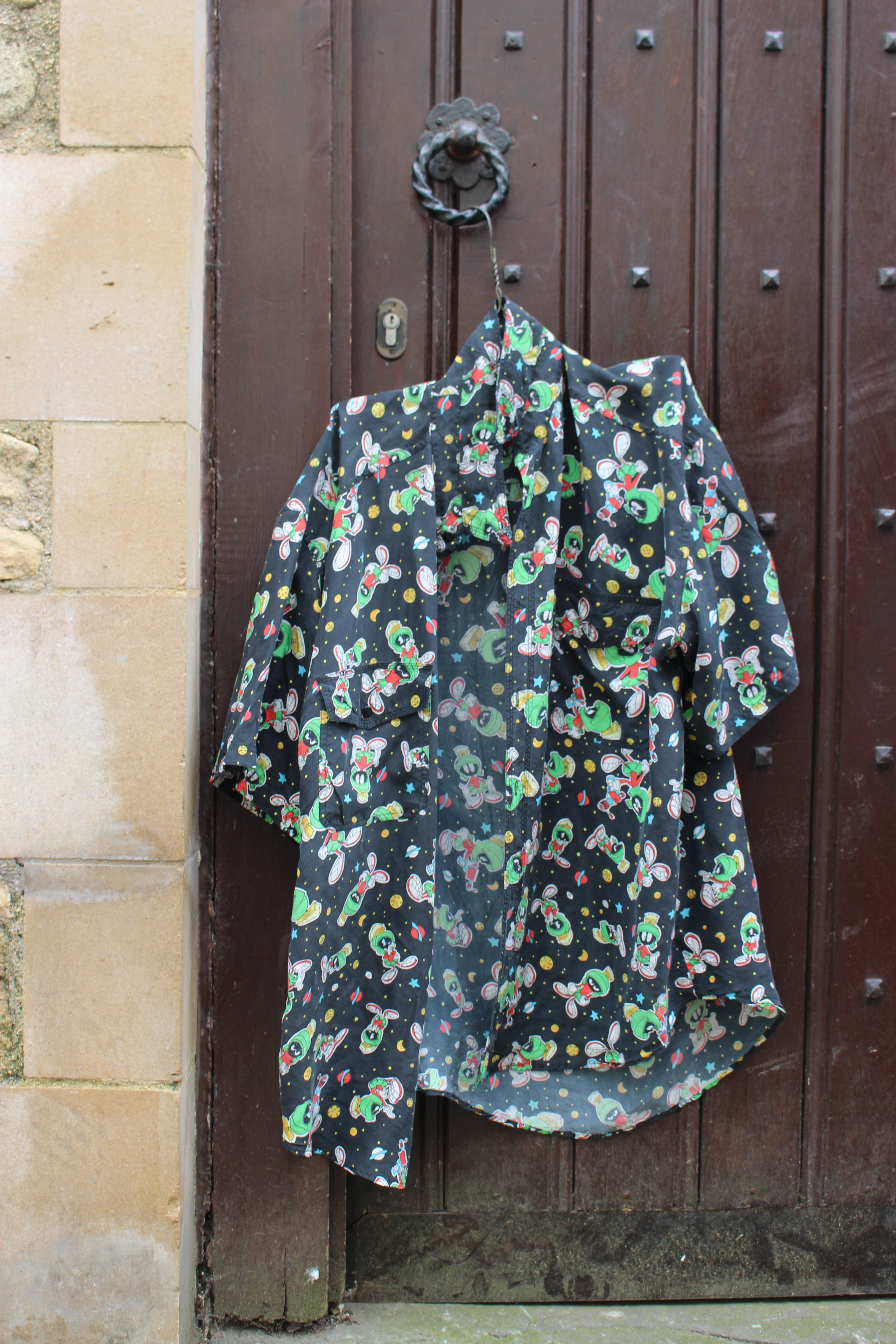 Colorpoint silk shirt, in Unicorn, 5 Ship Street, Oxford