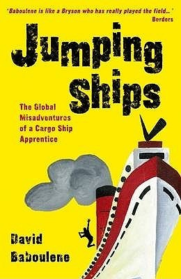 Cover of David Baboulene's book 'Jumping Ships'