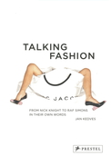 Cover of 'Talking Fashion'.