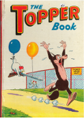 Cover of a Topper annual